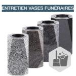 entretien vase funeraire