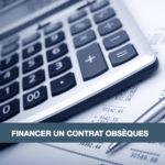financer contrat obsèques