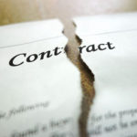 mettre fin a un contrat